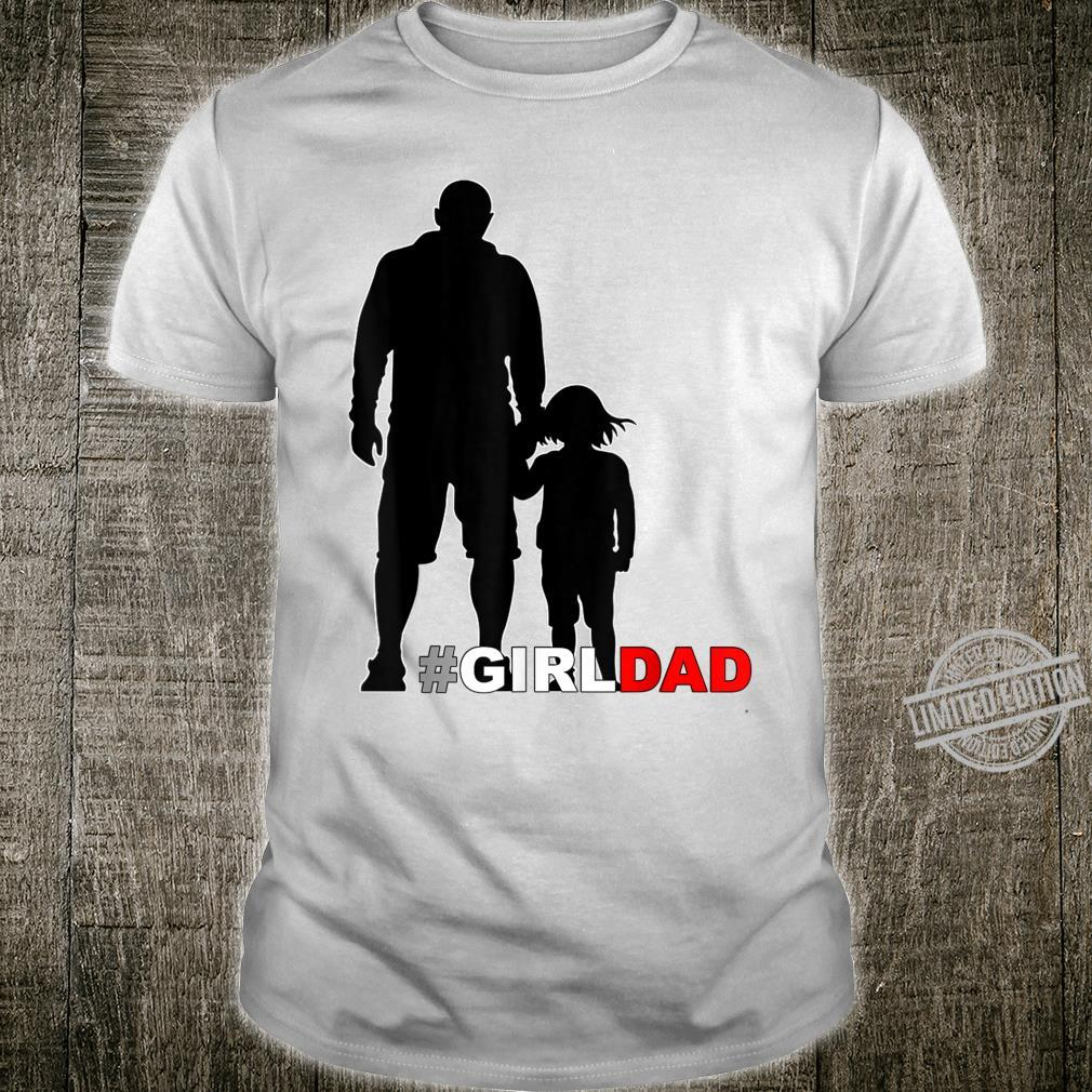 Father and Daughter holding hands Shirt