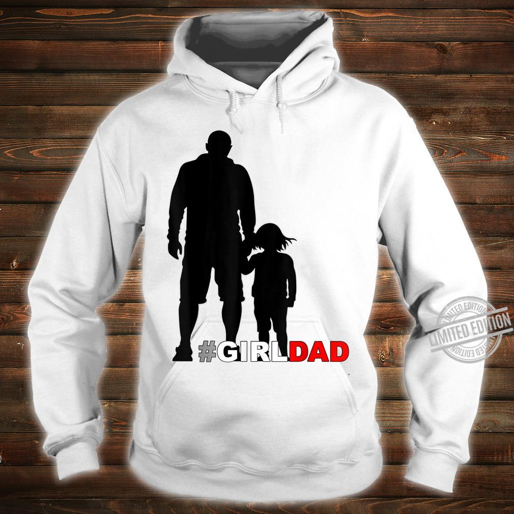 Father and Daughter holding hands Shirt hoodie
