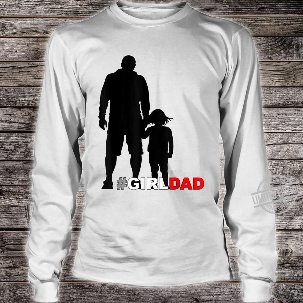 Father and Daughter holding hands Shirt long sleeved