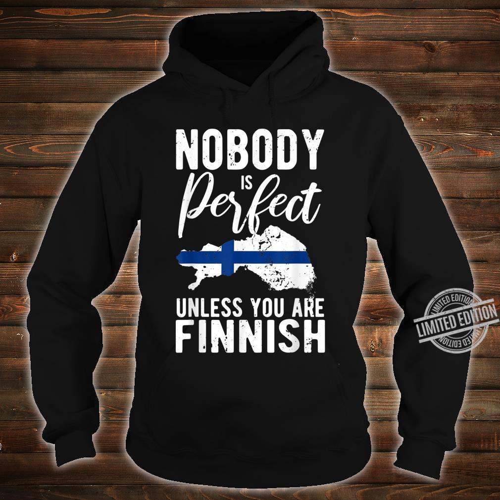Funny Finland Idea Finnish's's Shirt hoodie