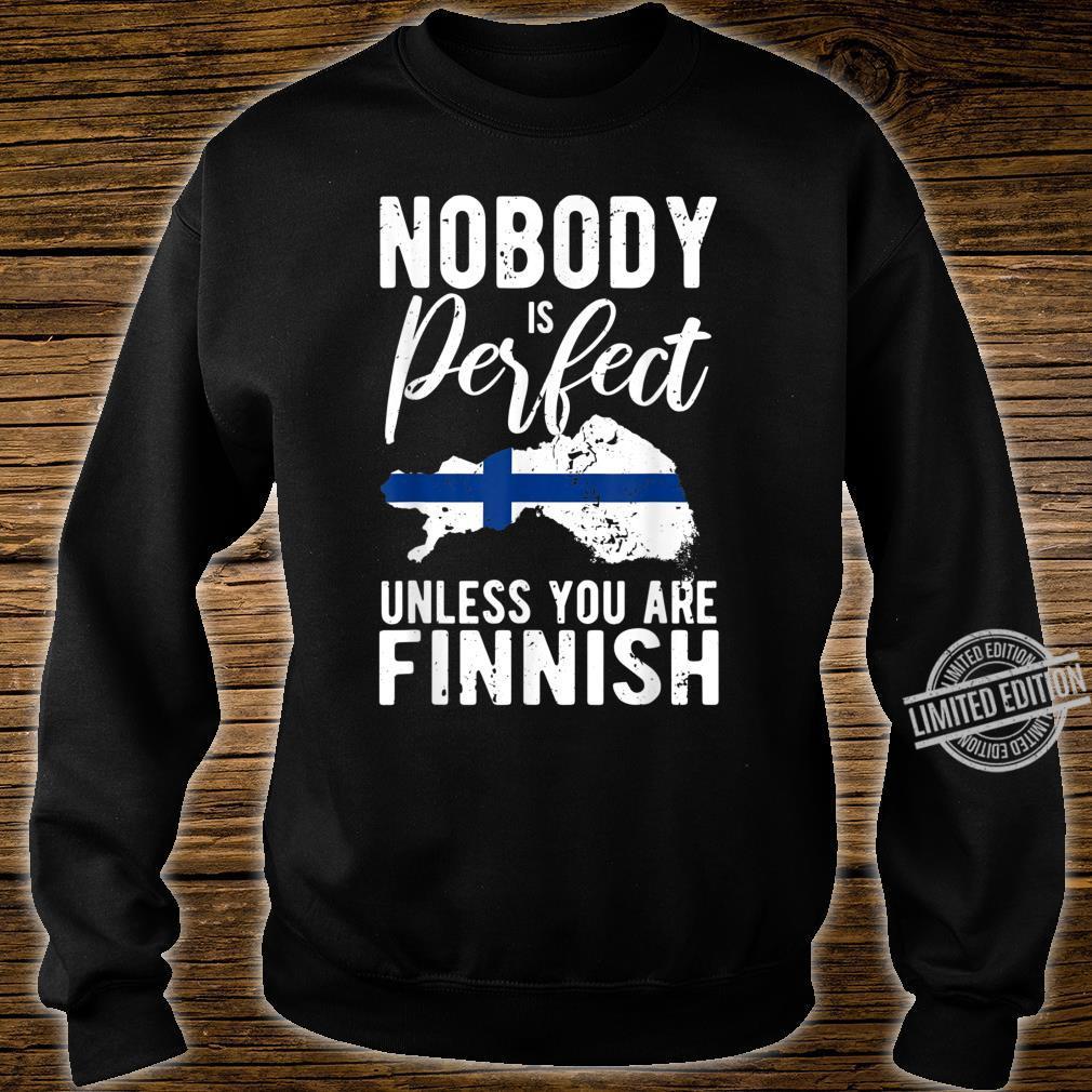 Funny Finland Idea Finnish's's Shirt sweater