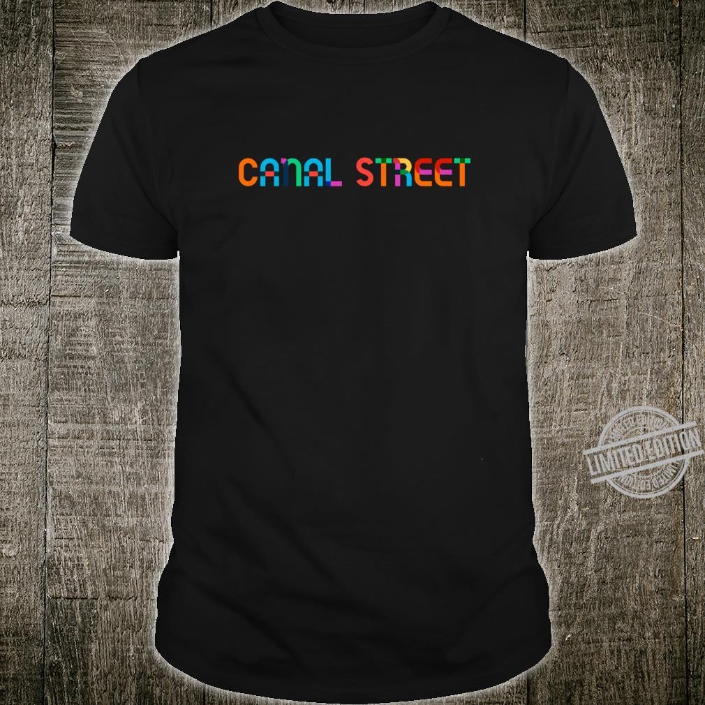 GayBorhood Pride Canal Street Shirt