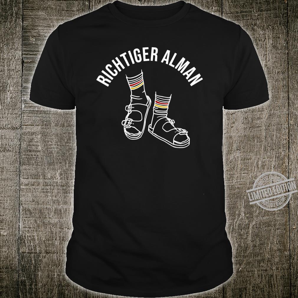 Real Alman Shirt